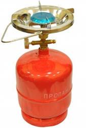 Газовая печка с баллоном 2,4 литра