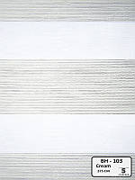 Рулонные шторы День-Ночь ЕКО (открытого типа)  - BH-103