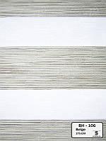 Рулонные шторы День-Ночь ЕКО (открытого типа)  - BH-106