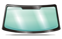 Лобовое стекло на KIA Rio2005-2011
