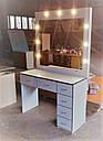 Стол для визажиста с большим количеством ящиков, фото 3