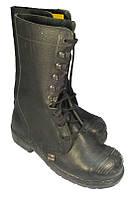 Берцы кожаные демисезонные, оригинал армии Дании, 38-42, новые