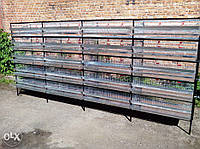 КП-4-5 ( Клетка для перепелов)