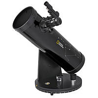 Телескоп-рефлектор для начинающих 114/500 Compact. National Geographic 920043