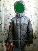 Куртка зимняя для мальчика 122 размер