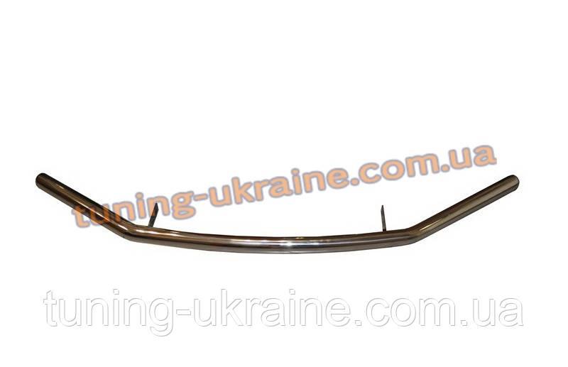 Защита переднего бампера труба одинарная из нержавейки на Honda CR-V 2007-2012 - ООО Tuning Avto в Харькове