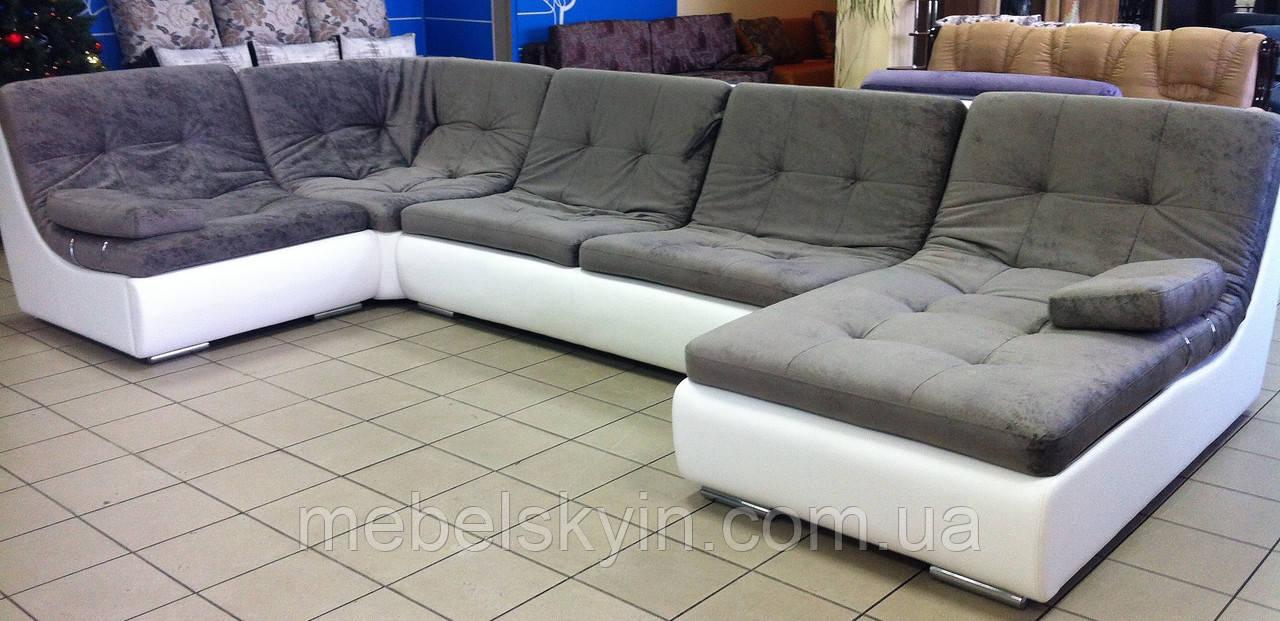 угловой диван трансформермонтерей цена 25 080 грн купить в