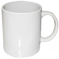 Чашка белая под нанесение 350 мл