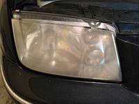 НАШИ РАБОТЫ: Полировка фар VW Bora