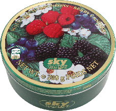 Леденцы Sky Candy Berry Candies 200g