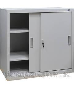 Шкаф архивный (канцелярский) ШКБк-12 (ВхШхГ- 985x1200x455)