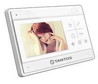 Цветной видеодомофон Tantos Lilu-SD white, фото 1