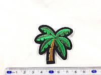 "Нашивка на одежду ""Пальма"""