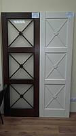 Двері соснові  білі