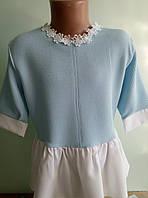 """Блуза для девочек """"Елена-2"""""""