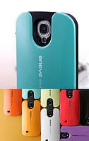 Оригинайльный чехол бампер накладка задняя панель VERSUS DESIGN для Samsung Galaxy S4 i9500