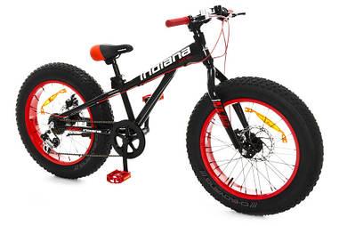 """Фэтбайк Велосипед Indiana Fat Bike 20"""""""