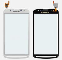 Оригинальный тачскрин / сенсор (сенсорное стекло) Samsung Galaxy S4 Active i9295 (белый цвет)