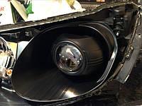 НАШИ РАБОТЫ: Установка билинз в Honda Civic 4D