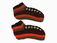 Тапочки носки детские теплые шерсть