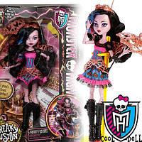 Кукла Монстер Хай Дракубекка Слияние Монстров Monster High Dracubecca Freaky Fusion