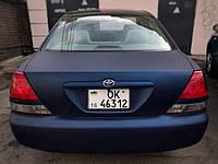 НАШИ РАБОТЫ: Оклейка Toyota Mark 2 виниловой пленкой