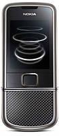 Китайский телефон Nokia 8800 Carbon, 1 SIM, камера 2 Мп. Крепкий стальной корпус.