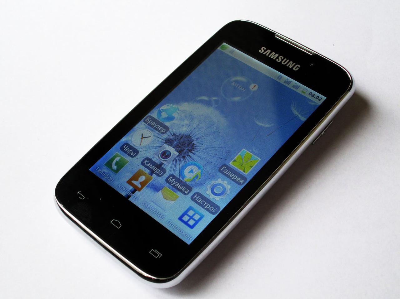 """Телефон Samsung N3 -3,5"""" - 2Sim+WiFi+Android 4"""