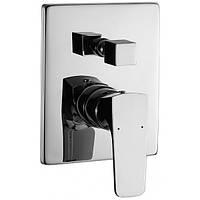 Смеситель для ванны скрытого монтажа Imprese Valtice VR-10320(Z)