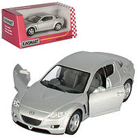 Машинка метал КT 5071W  MAZDA RX-8