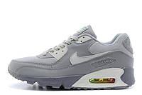 Мужские кроссовки Nike Air Max 90 PREMIUM Grey Limited Edtion GLOW, фото 1