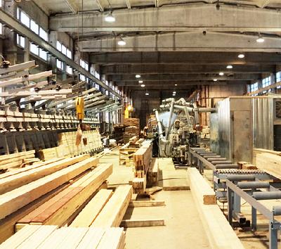 Подбор деревообрабатывающего оборудования