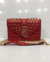 Женская маленькая сумка из кожзаменителя , фото 1