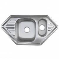 Мойки кухонные platinum