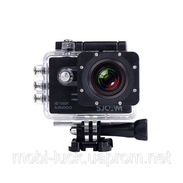 Экшн-камера SJCAM SJ5000 black. Full HD, 14 Мп, NTK96655, 2 LCD