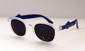 Трендовые детские прямоугольные солнцезащитные очки, фото 2