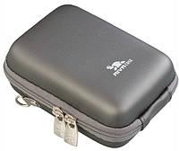 Сумки и чехлы для фотоаппаратов RivaCase 7024 (PU) Dark Grey 12/96