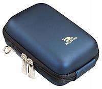 Сумки и чехлы для фотоаппаратов RivaCase 7024 (PU) Dark Blue 12/96