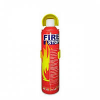 Огнетушитель углекислотный 0.5л + крепеж FIRE STOP
