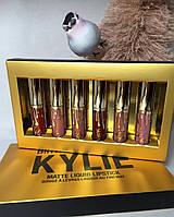 Коллекция матовых жидких помад KYLIE BIRTHDAY EDITION