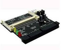 Платы расширения PCI, PCI-E, IDE-SATA и др. OEM MM-IDE TO CF-01-HN01