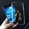 Чехлы силиконовые с изображением для Samsung Galaxy A3 2015 (A300h), фото 3