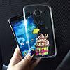 Чехлы силиконовые с картинкой для Samsung Galaxy A3 2015 (A300h), фото 2