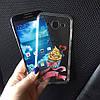 Чехлы силиконовые с изображением для Samsung Galaxy A3 2015 (A300h), фото 6