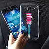Чехлы силиконовые с изображением для Samsung Galaxy A3 2015 (A300h), фото 7