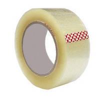 Упаковочная лента, прозрачная 48 мм х 66 м х 38 микрон