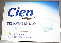 Крем-мыло Cien Delikatne 100 гр, деликатный уход