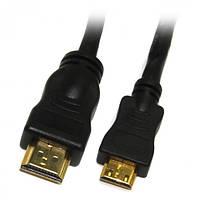 HDMI, DVI, VGA кабели Viewcon VD 091-1,8м.