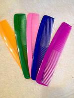 Расческа для волос густая( цветные)