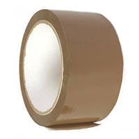 Упаковочная лента, коричневая 48 мм х 66 м х 38 микрон